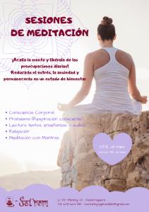 meditación esparraguera